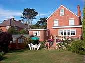 Britmead B&B accommodation in West Bay Dorset